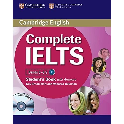 COMPLETE IELTS STUDENTS BOOK WITH ANSWERS 5 - 6.5