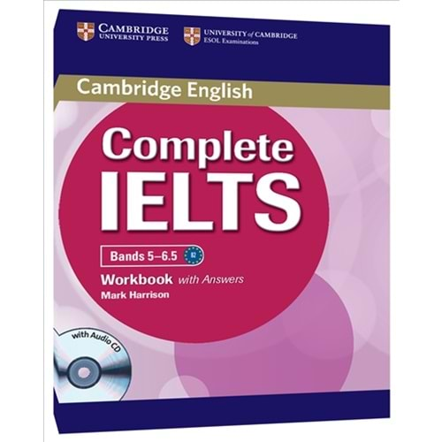 COMPLETE IELTS WORKBOOK WITH ANSWERS 5 - 6.5