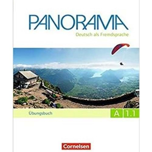 PANORAMA A1.1 ÜBUNGSBUCH TEILBAND 1 MIT CD